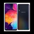 Samsung Galaxy A50, (A505) Dual Sim 128GB, fekete, 1 év gyártói garancia