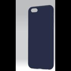 XPROTECTOR matt kék szilikon tok Huawei Honor 8 Lite / P8 Lite 2017 / P9 Lite 2017 készülékhez