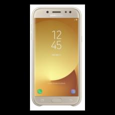Samsung J330 Galaxy J3 (2017) gyári Dual Layer Cover hátlap tok, arany, EF-PJ330CF, (SM-J330)