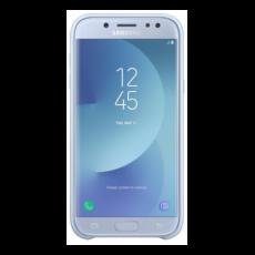 Samsung J530 Galaxy J5 (2017) gyári Dual Layer Cover hátlap tok, kék , EF-PJ530CL, (SM-J530)