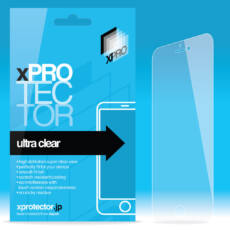 Ultra Clear kijelzővédő fólia Apple Iphone 5 / 5S / SE / 5C készülékhez
