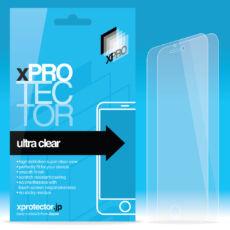 Ultra Clear kijelzővédő fólia elő + hátlap Apple Iphone 5 / 5S / SE készülékhez