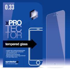 Tempered Glass 0.33mm kijelzővédő HTC One M7 készülékhez