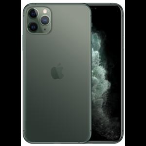 Apple iPhone 11 Pro 64GB zöld, Kártyafüggetlen, 1 év Gyártói garancia
