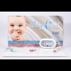 Baby Control BC-200 légzésfigyelő készülék