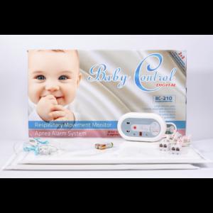 Baby Control BC-210 légzésfigyelő készülék