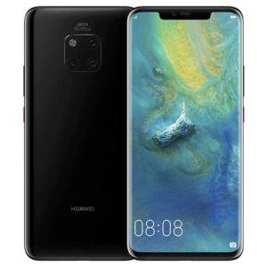 Huawei Mate 20 Pro 128GB Dual SIM, fekete, Kártyafüggetlen, 2 év Gyártói garancia