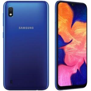 Samsung A10 (A105) 32GB Dual Sim kék, Kártyafüggetlen, 1 év Gyártói garancia