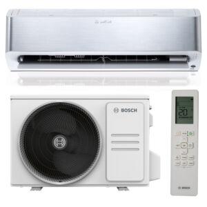 Bosch Climate CL8001i 35 ES Inverteres Split Klíma Szett, ezüst 3,5 kW