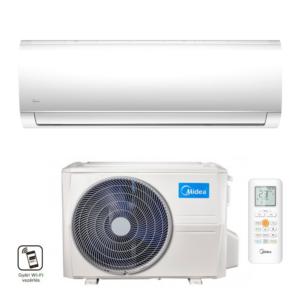 Midea Blanc MA-12N8D0-SP-WIFI Inverteres Klíma, Wifi, 3,5 kW