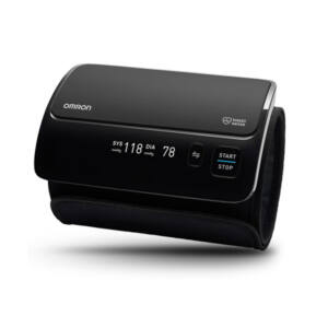 Omron EVOLV Intellisense felkaros okos-vérnyomásmérő, Bluetooth, Omron Connect