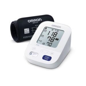 Omron M3 Comfort Intellisense, IntelliWrap  felkaros vérnyomásmérő adapterrel