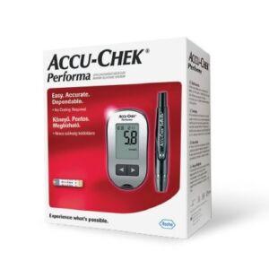 Roche Accu-Chek Performa vércukormérő készülék