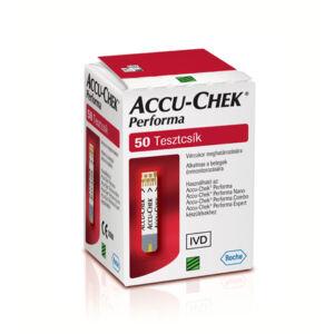 Accu-Chek Performa 50x tesztcsík