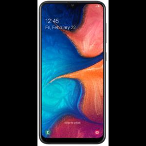 Samsung A20e (A202) 32GB Dual SIM kék, Kártyafüggetlen,1 év Gyártói garancia