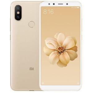 Xiaomi Mi A2 4GB 32GB Dual SIM arany, Kártyafüggetlen, 1 év teljes körű garancia