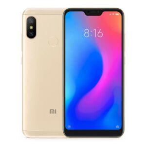 Xiaomi Mi A2 Lite 4GB 64GB Dual SIM arany, Kártyafüggetlen, 1 év teljes körű garancia