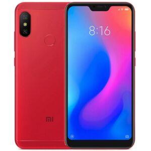Xiaomi Mi A2 Lite 4GB 64GB Dual SIM piros, Kártyafüggetlen, 1 év teljes körű garancia