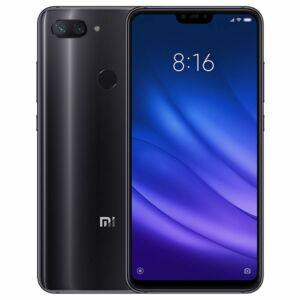 Xiaomi Mi 8 Lite Dual SIM 6GB 128GB fekete, Kártyafüggetlen, 1 év teljes körű garancia