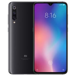 Xiaomi Mi 9 6GB 128GB Dual SIM fekete, Kártyafüggetlen, 1 év teljes körű garancia