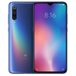 Xiaomi Mi 9  6GB 128GB Dual SIM kék, Kártyafüggetlen, 1 év teljes körű garancia