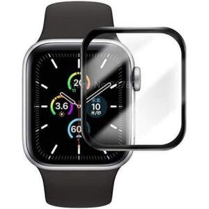 Glass Pro ragasztós kijelzővédő full fólia Apple Watch 40 mm készülékhez