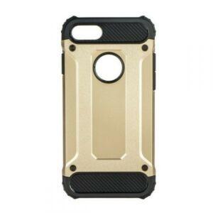 Forcell ütésálló tok iPhone 7/8/SE készülékhez, arany
