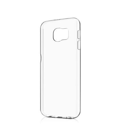 Samsung G388F Galaxy Xcover 3 Ultra Slim 0.3 mm szilikon hátlap tok, átlátszó