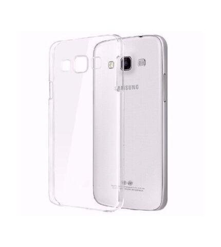 Samsung J320 Galaxy J3 2016 Ultra Slim 0.3 mm szilikon hátlap tok, átlátszó