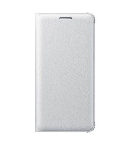 Samsung Galaxy A3 (2016) gyári flip tok, fehér, EF-WA310PW, (SM-A310)