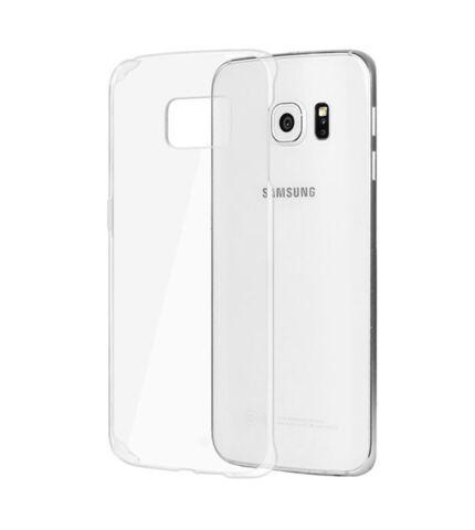 Samsung G935 Galaxy S7 Edge Ultra Slim 0.3 mm szilikon hátlap tok, átlátszó