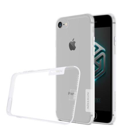 Nillkin Nature TPU hátlap tok Apple iPhone 8/7, átlátszó
