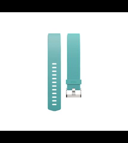 Fitbit Charge 2 kiegészítő Classic karpánt, teal / small (FB160ABTES)