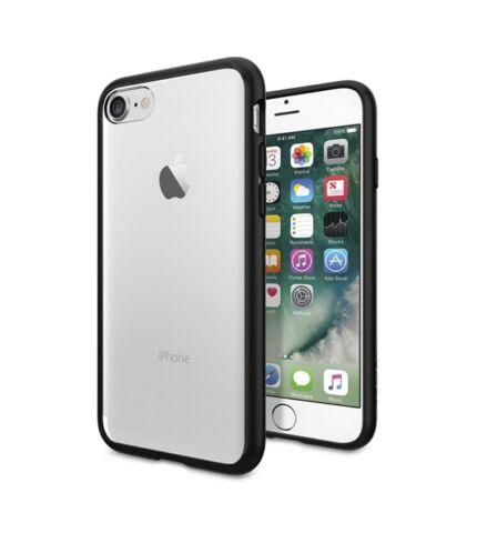 Spigen SGP Ultra Hybrid Apple iPhone 8/7 Black hátlap tok