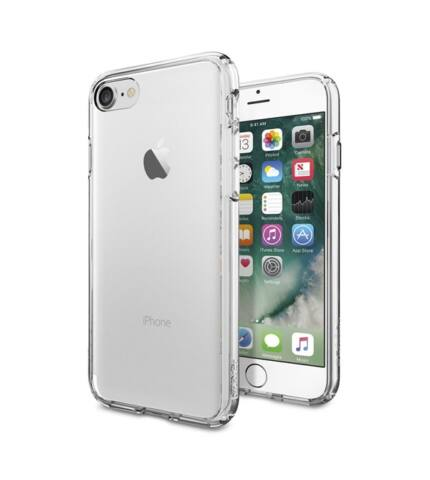Spigen SGP Ultra Hybrid Apple iPhone 8/7 Crystal Clear hátlap tok
