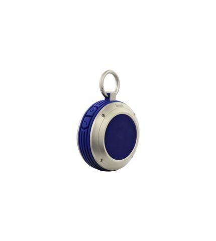 DIVOOM Voombox -Travel 3.gen bluetooth hangszóró és kihangosító 5W (IP44) kék