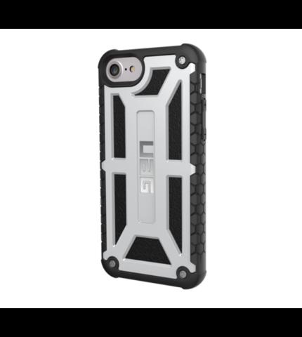 UAG Monarch Apple iPhone 8/7/6s/6 hátlap tok, Platinum