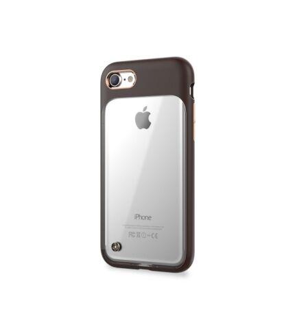 Stilmind Monokini Apple iPhone 8/7 hátlap tok, barna