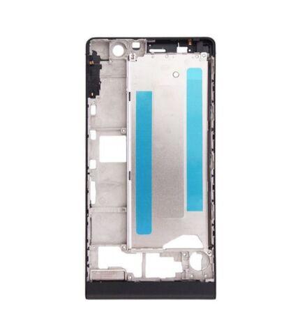Huawei Ascend P6 középső keret, fekete
