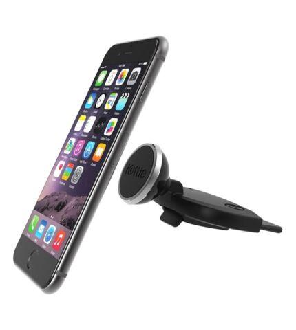 iOttie iTap Magnetic, mágneses univerzális autós tartó, CD lejátszóba, fekete
