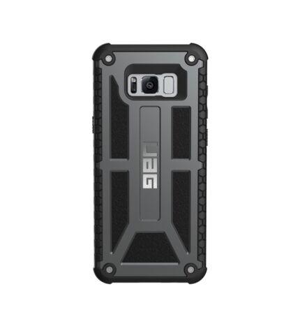 UAG Monarch Samsung G955 Galaxy S8+ hátlap tok, Graphite