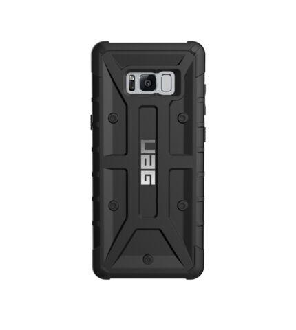 UAG Pathfinder Samsung G955 Galaxy S8+ hátlap tok, Black