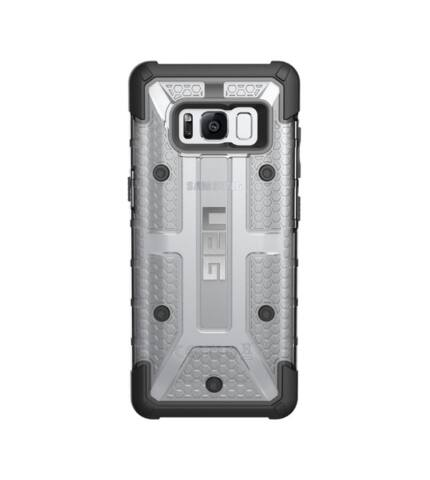 UAG Plasma Samsung G950 Galaxy S8 hátlap tok, Ice