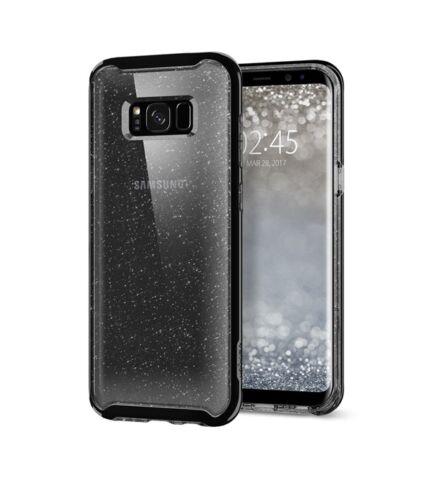 Spigen SGP Neo Hybrid Crystal Glitter Samsung Galaxy S8 Space Quartz hátlap tok