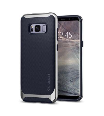 Spigen SGP Neo Hybrid Samsung Galaxy S8 Silver Arctic hátlap tok