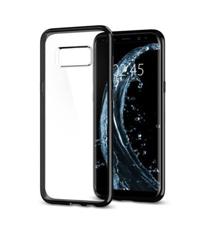 Spigen SGP Ultra Hybrid Samsung Galaxy S8 Jet Black hátlap tok