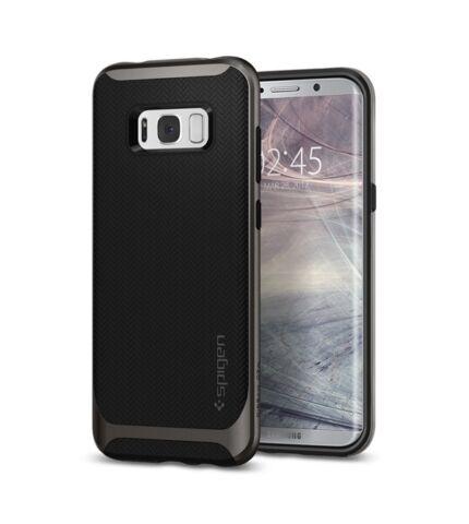 Spigen SGP Neo Hybrid Samsung Galaxy S8+ Gunmetal hátlap tok