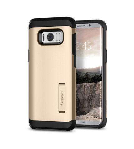 Spigen SGP Tough Armor Samsung Galaxy S8+ Gold Maple hátlap tok