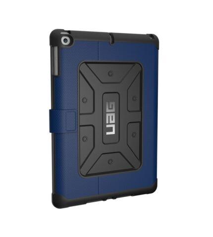 UAG Metropolis Apple iPad (2017) flip hátlap tok, Cobalt