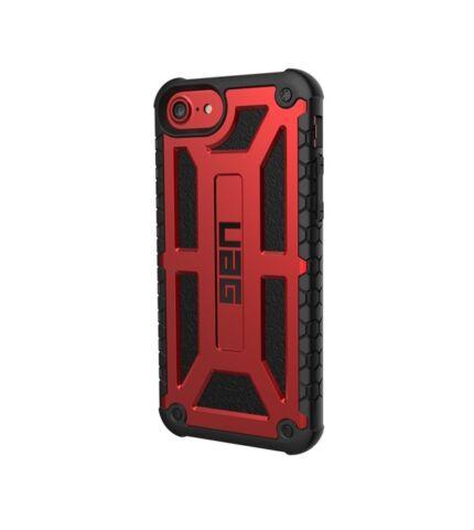UAG Monarch Apple iPhone 8/7/6s/6 hátlap tok, Crimson